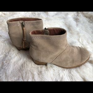 Toms Swede Boots